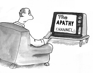DATA APATHY: How Much Do You Care About Your Data?